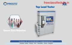 Top Load Tester Manufacturer and Supplier