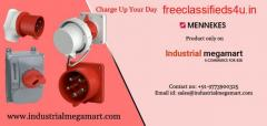 Mennekes plugs & sockets wholesaler & supplier  +91-9773900325