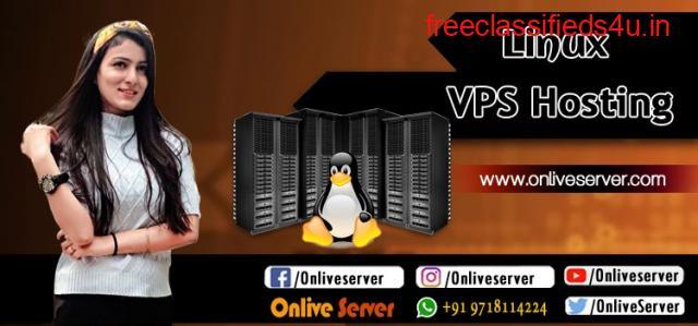 Solid Performance Of Linux VPS Hosting By Onlive Server