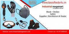 Black and Decker safety workwear dealers 09773900325