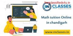 Math tuition online in Chandigarh