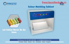 Color Matching Cabinet Manufacturer in India