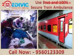 Use Patient Transportation by Medivic Aviation Train Ambulance in Guwahati