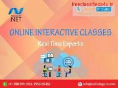 Dot Net Online Training ONLINE IT GURU