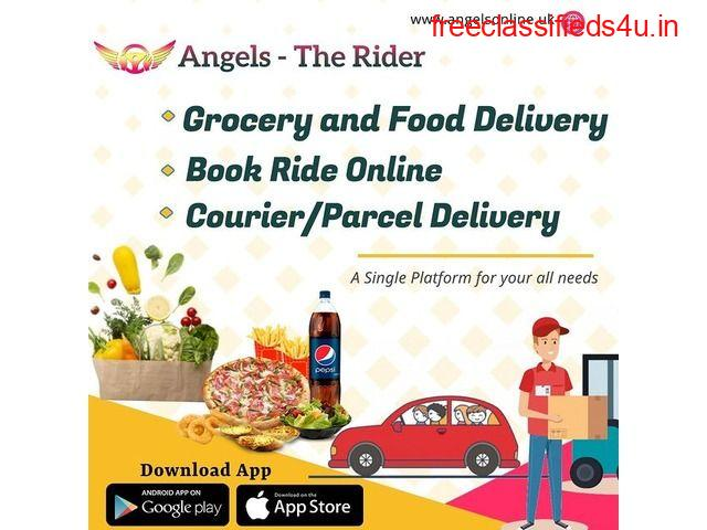 Online Courier Delivery Service App
