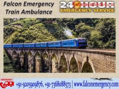 Get Best and Fast ICU Train Ambulance Services from Jamshedpur at Low Budget