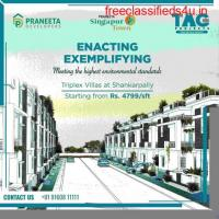 3BHK Villas in Shankarpally Hyderabad   Tag Projects