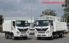Compare Trucks in India - performance, power and price