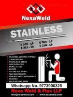 Nexaweld stainless electrode material Noida +91-9773900325