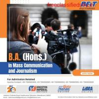Master of Arts in Mass Communication