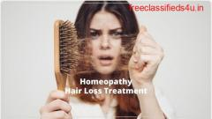 Regrow Your Hair Naturally With Best Homeopathy Treatment