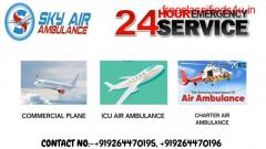 Air Ambulance from Chandigarh to Delhi for Fastest Shifting by Sky