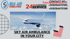 Air Ambulance from Coimbatore to Mumbai for Quick Patient Relocation