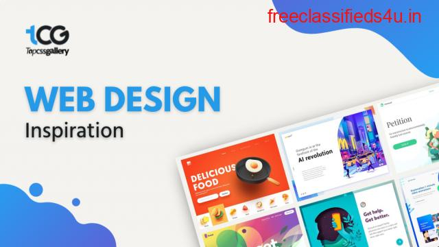 Best Web Design Inspiration 2021
