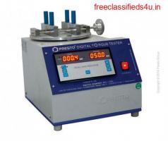 Torque Tester Machine Manufacturer and Supplier