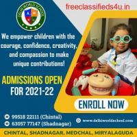 International School | Best CBSE School Admissions | Hyderabad - Delhi World School