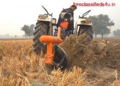 Plough Tractor Implements Are Available at Tractorjunction