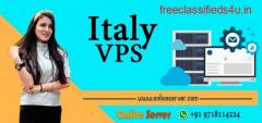 Get boosted performance with Italy VPS by Onlive Server