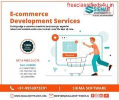 Top Notch E-commerce Development Services