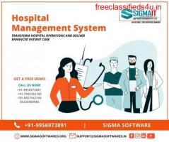 SigmaIT's Hospital Information Management System