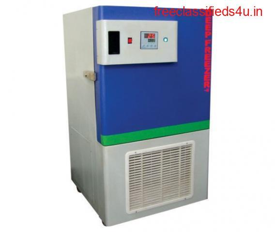 Ultra Low Deep Freezer Manufacturer Company