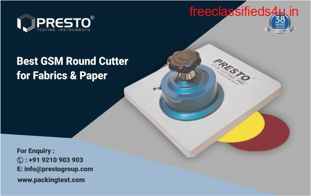 Get Best GSM Cutter Tester Machine for Papar