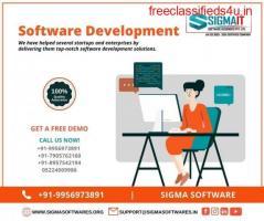 Custom Software Development Company in India