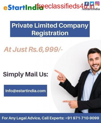 Private limited company in Noida