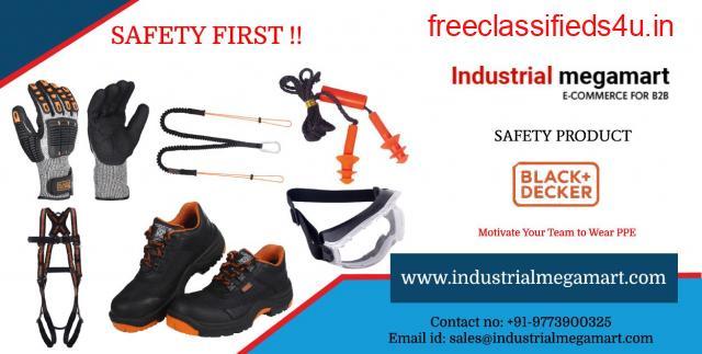 Black and Decker PPE workwear supplier +91-9773900325
