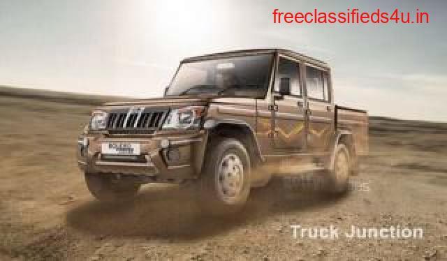 Mahindra Bolero Truck Specification And Review