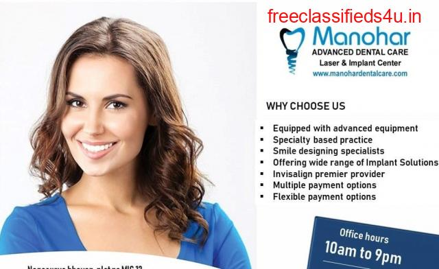 Dental doctors in vizag  Manohar dental care