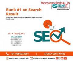 #1 SEO Services: Turn SEO Traffic Into Revenue