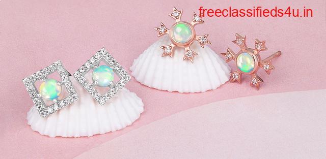 Wholesale Sterling Silver Opal stone Jewelry
