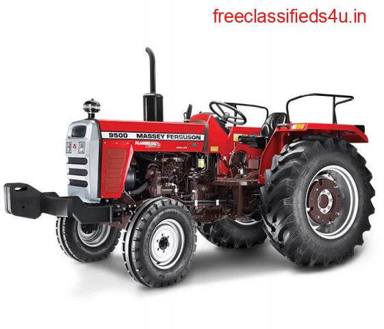 Massey 9500 Tractor Price In India For Farming