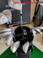 Pre-Loved Golf Equipment - Spalding Tour Edition Full Set