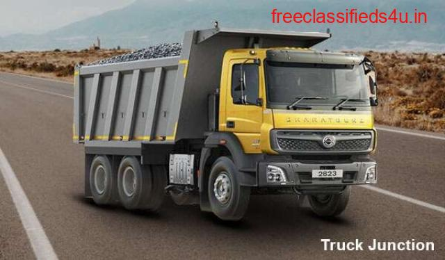 Bharatbenz 2823 Truck Price And Overview