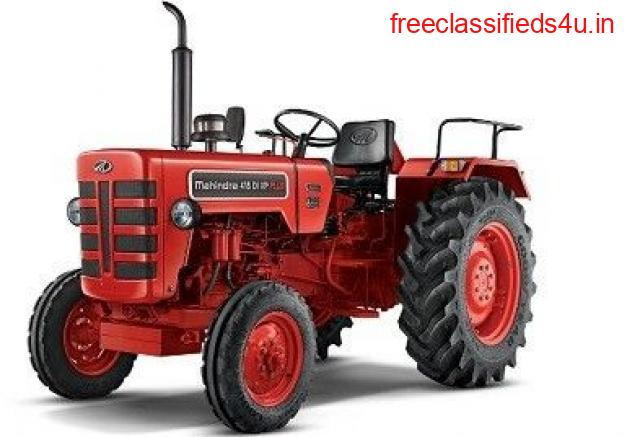New Mahindra All Tractor Models in India