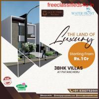 Independent Houses in Patancheru   Good Time Builders