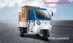 Mahindra Jeeto CNG Trucks in India