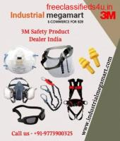 3M PPE safety equipments Noida +91-9773900325