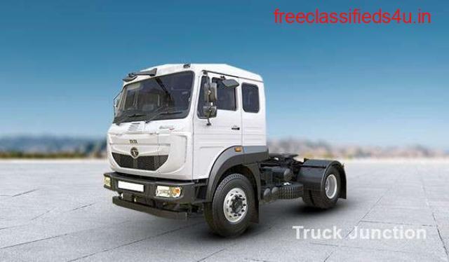 Tata LPS 4018 Cowl Tractor Trucks