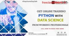 Online Python with Data Science Training in India