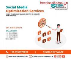 Social Media Optimization Services in India