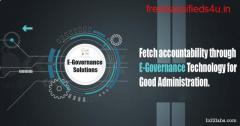 Egovernance solutions