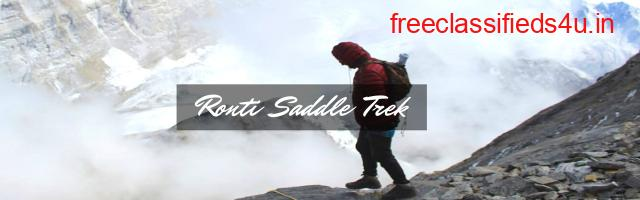 Ranti Saddle Trek- Full of stunning experience