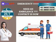 Ready To Book Ambulance Service in Madhubani , Bihar by Medilift Ambulance