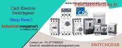 C&S electric switchgear wholesaler India +91-9773900325