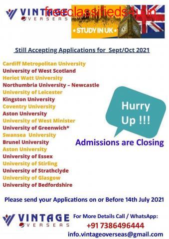 Abroad Education At UK