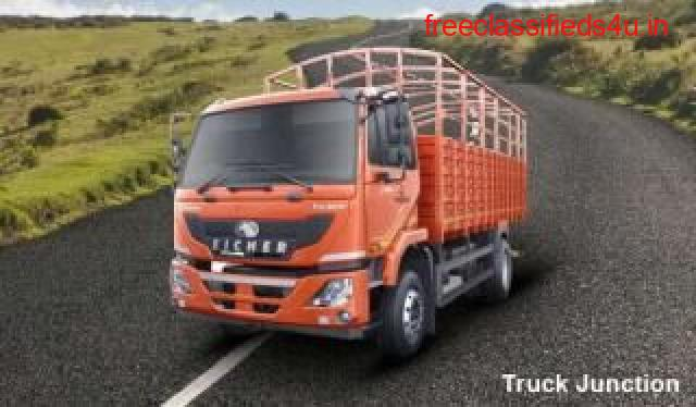 Eicher Trucks and Tippers Features
