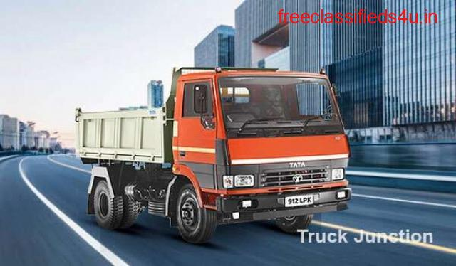 Tata 912 Tipper Truck Features And Price In India